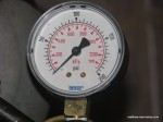 New Wika Pressure Gauge