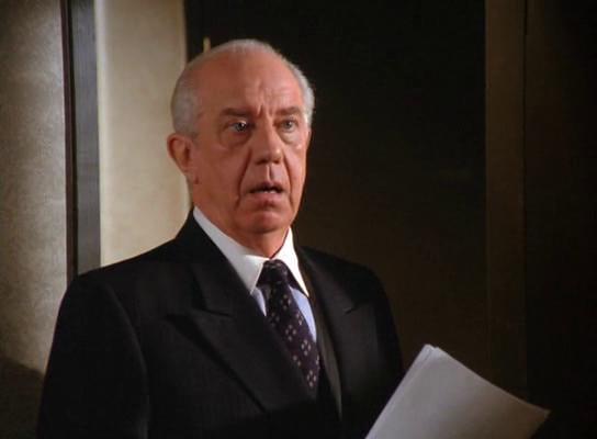 Ian Abercrombie Seinfeld